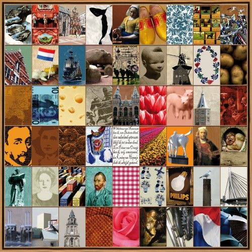 Nederland by Naomi Art