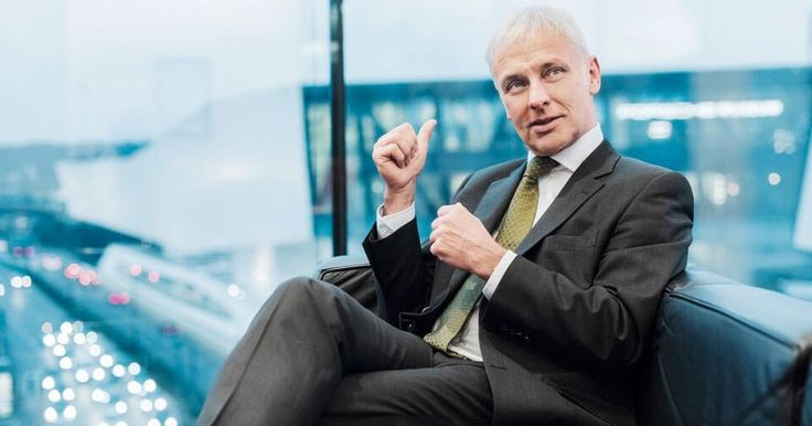 VW CEO Denies Price Fixing Among German Carmakers #Reports #VW
