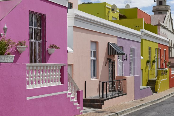 Cape Town, Bo-Kaap District, South Africa  © Juritt62 | Dreamstime