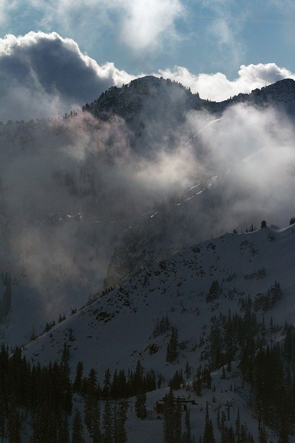 Brighton Ski Resort, Salt Lake City, UT
