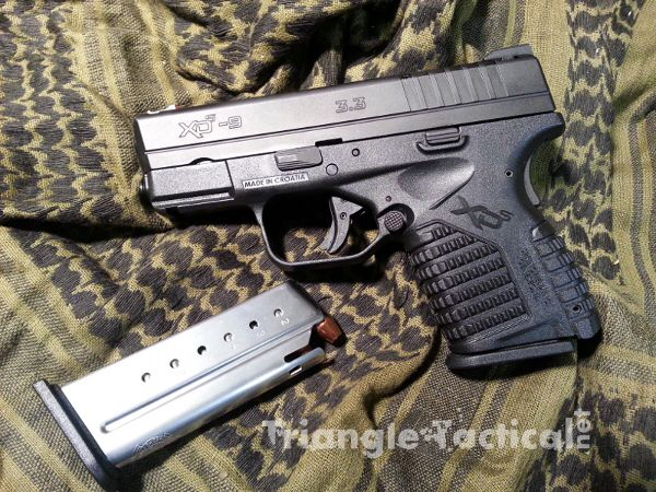 XDS 9 mm