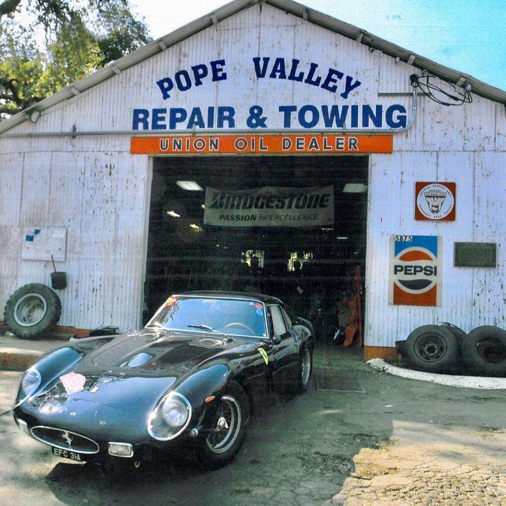 "1,623 Likes, 11 Comments - Motoringtitude (@motoringtitude) on Instagram: ""> Mathieu Heurtault, Ferrari 250 GTO, s/n 4219GT, Pope Valley, CA (2007) • GTO Tour 45th…"""