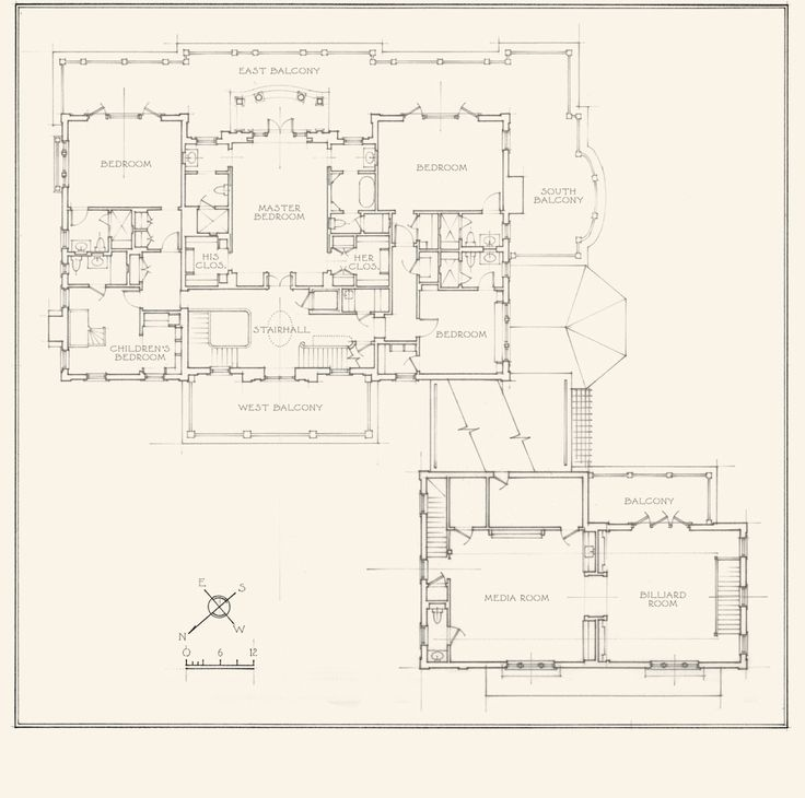 second floor plan john b murray architect