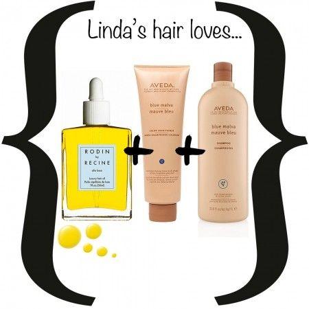 Linda Rodin Hair Beauty and Interviews – Gray …