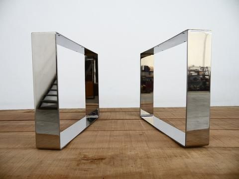 Best 25+ Modern table legs ideas on Pinterest | Metal legs for ...
