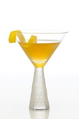 BETWEEN THE SHEETS Cocktail - Ingredients Makes one drink: - 1 ounce ...
