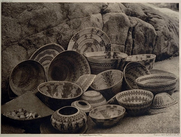Native American Basket Weaving Instructions : Best images about baskets on ceramics