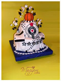 ::: Torte sa Magijom Leskovac :::: KK Partizan Torte sa Magijom Leskovac 062 277 806