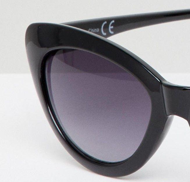"Missguided | Солнцезащитные очки ""кошачий глаз"" Missguided"
