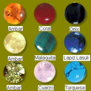 Piedras simipreciosas y gemas                                                                                                                                                     Más