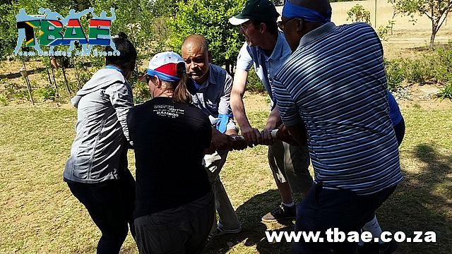 WSP Group Amazing Race Team Building Midrand