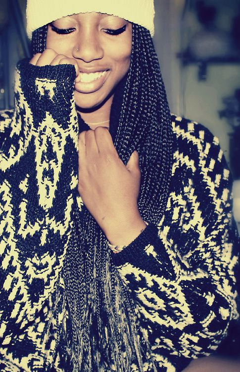 Sensational 1000 Images About Box Braids On Pinterest Box Braids Short Hairstyles For Black Women Fulllsitofus