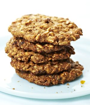 Fruit and Nut Breakfast Cereal Cookies