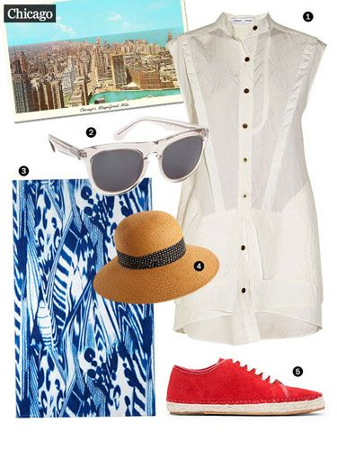15 Summer Road Trip Essentials: Chicago, IL