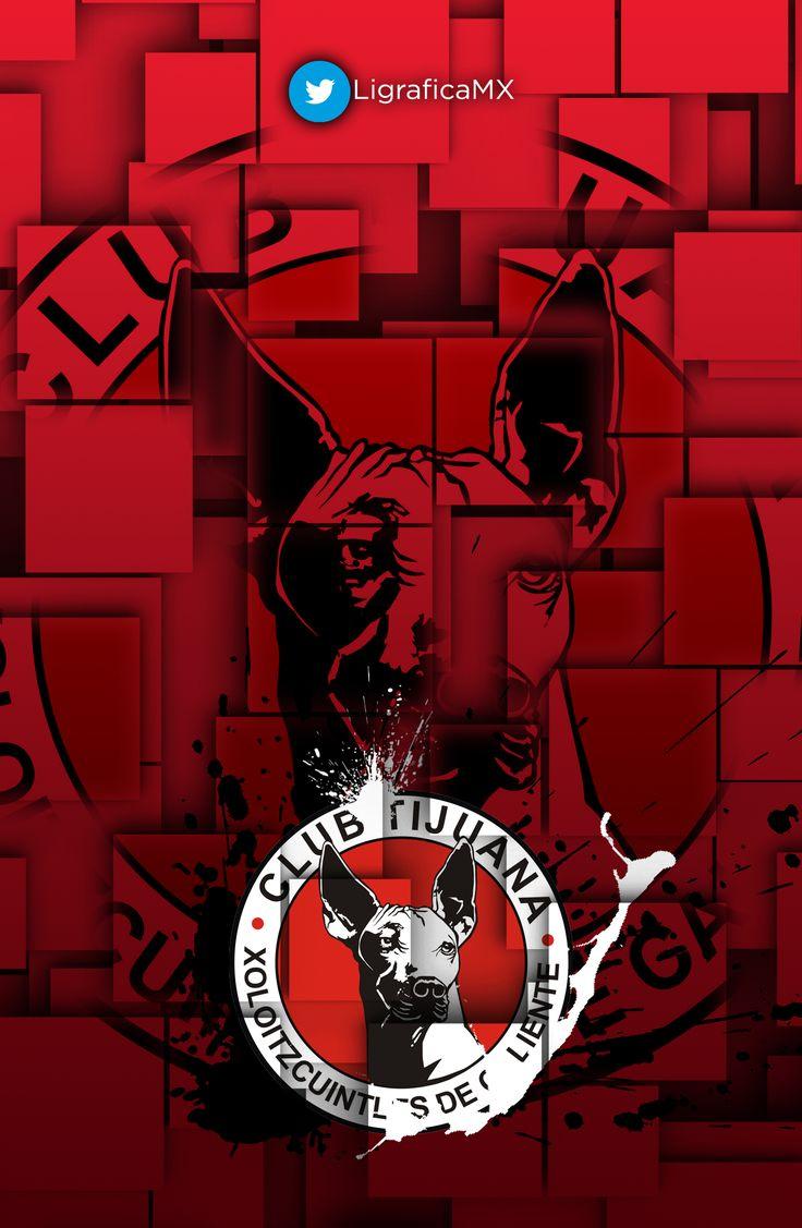 #Club Tijuana #LigraficaMX 111114CTG