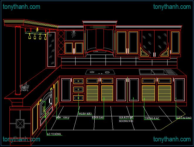 Http Www Tonythanh Com Interiors Autocad Drawing Block