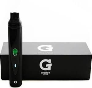 The G Pro Vaporizer for sale by grenco science, is a great choice for aromatherapy enthusiasts seeking a sleek design that is easily operated and charged, no matter where you are.