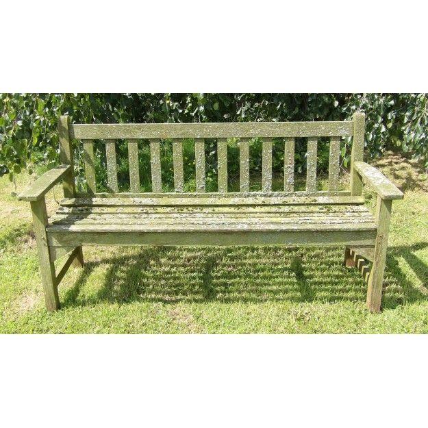 Good Bench Form: 262 Best Holloways Garden Antiques Images On Pinterest