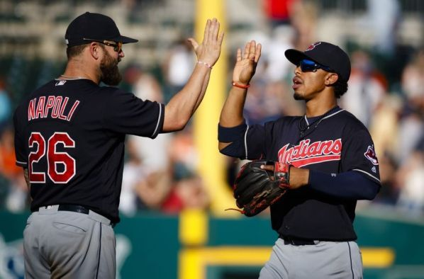The Cleveland Indians and Atlanta Braves wrap up their early week, 3-game set. Game 3 is scheduled for 7:10 ET. We have been on Cleveland the first 2 games, are they our MLB Pick? http://www.sportsbookreview.com/mlb-baseball/free-picks/mlb-betting-grab-indians-run-line-cover-against-struggling-braves-a-73329/#utm_sguid=165879,8aad2256-03da-530f-f520-db4af93a6695