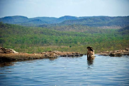 Gunlom Plunge Pool, NT