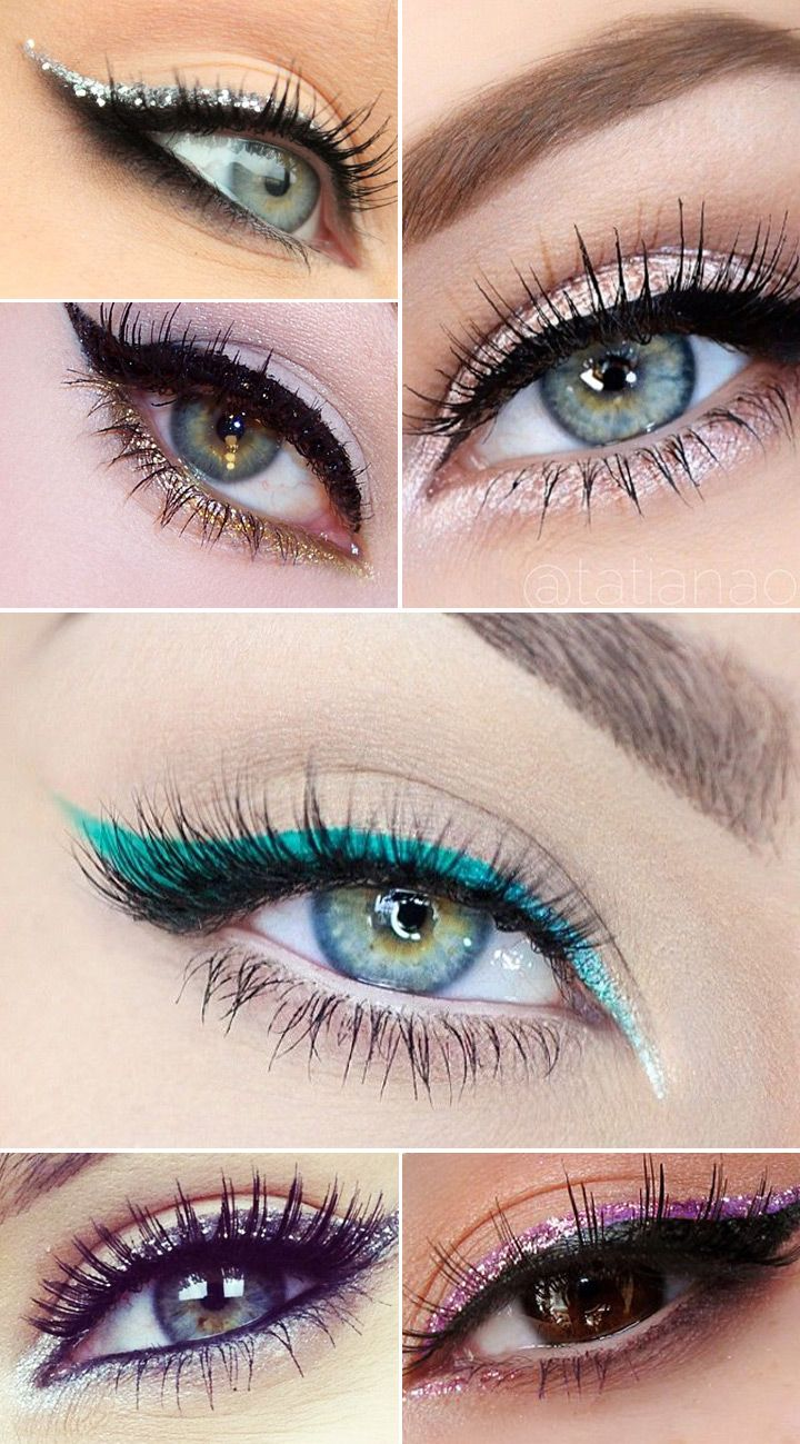 5 Ways to Spruce up Your Eyeliner - Mon Cheri Prom