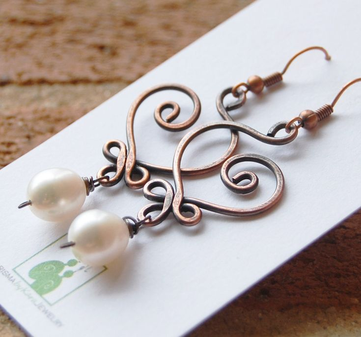 91 best Handcrafted jewelry....earrings images on Pinterest ...