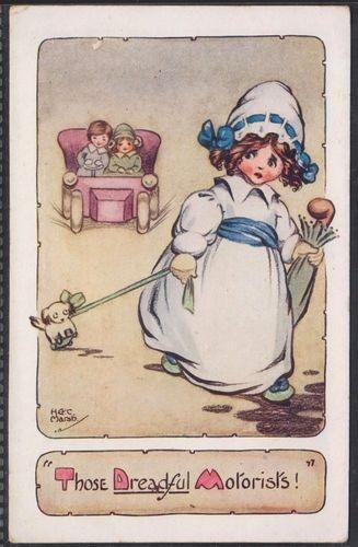 hgc marsh lambert card 1917  ebay  carte postale