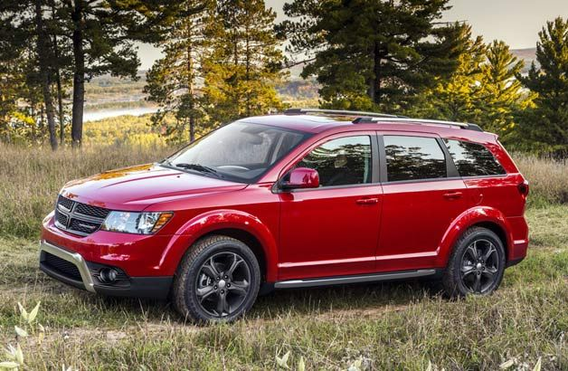 Dodge Journey gets more SUV-like look with new Crossroad model. http://aol.it/1n3hnbS  @Dodge