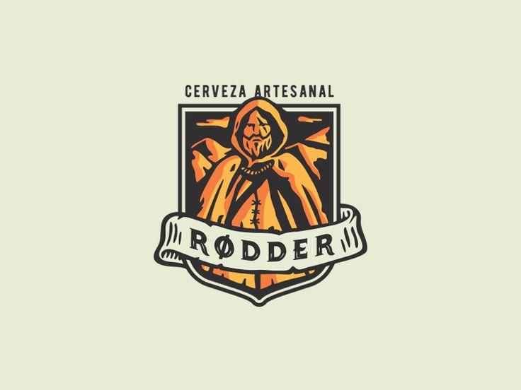 """Consulta este proyecto @Behance: """"RØDDER · Cerveza Artesanal"""" https://www.behance.net/gallery/33591873/ROEDDER-Cerveza-Artesanal"""