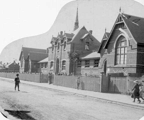Brunswick Central State School, Brunswick, Melbourne Australia