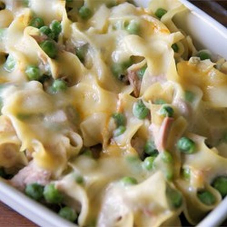quick and easy tuna casserole recipe main dishes with egg