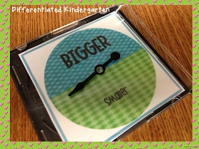 make printable, changeable spinners using old CD cases