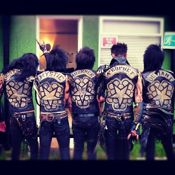 cc the destroyer jinxx the mystic jake the mourner