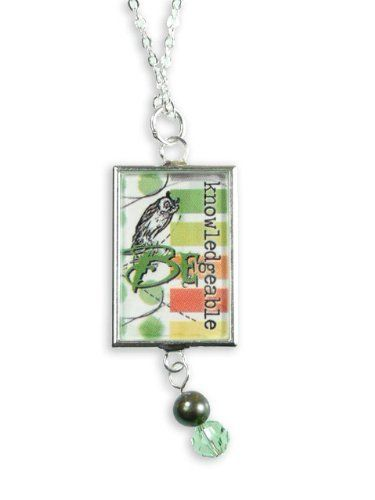 Knowledge Necklace Rain & Shine. $12.00