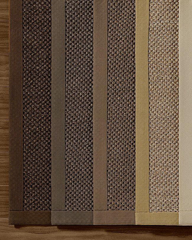 Textured Weave Sisal Rug