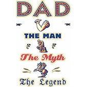Dad the Legend T-Shirt