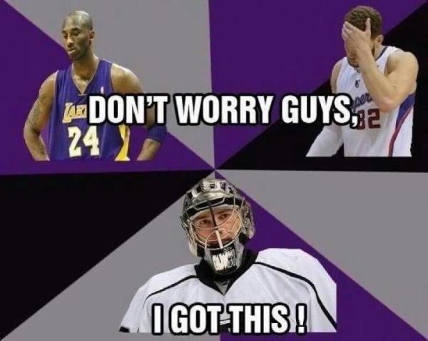 LA playoffs kings-lakers-dodgers