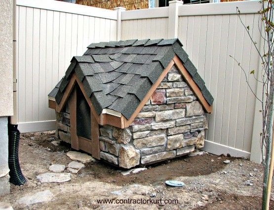Custom Dog House