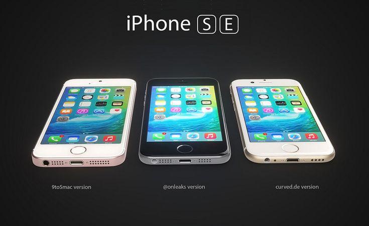 Desi informatiile sunt putine se pare ca Iphone SE va avea o dimensiune mai mică fata de cele deja existente pe piata, acesta nu va fi mai ieftin datorita acestui aspect. Noul iPhone de 4 inchi va fi în principiu … Continue reading →
