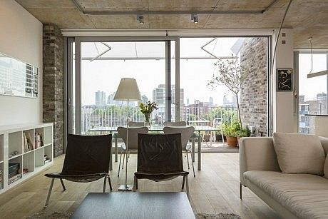 Whitmore Rd Apartment by Trevor Horne Architects