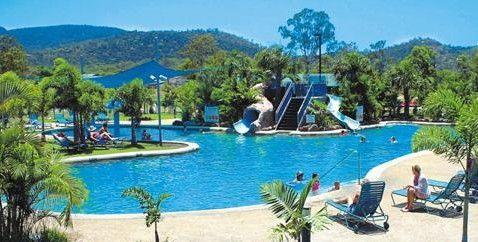 BIG4 Adventure Whitsunday Resort, Airlie Beach, Queensland