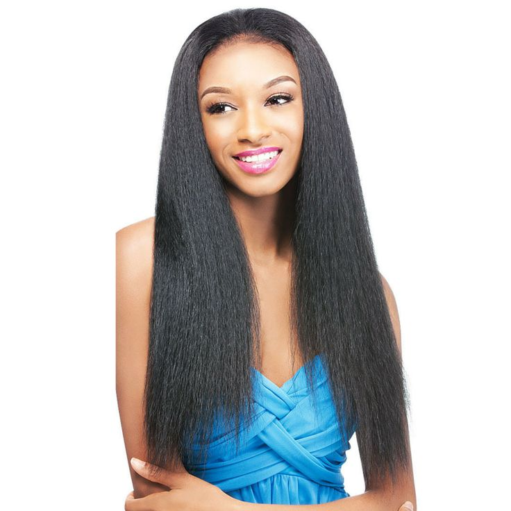 Outre quick weave half wig Annie Synthetic - high tex: heat resistant fiber Up to 400 °F heat resistant fiber Self styled in 60 seconds