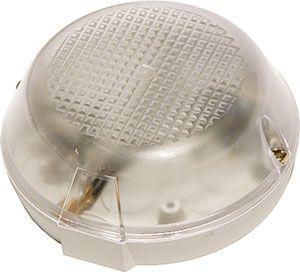 Plafonnier à temporisation 45 min et 1 porte-lampe #eclairage
