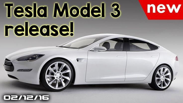 Tesla Model 3 Release Date, Honda Civic Hatchback, New ...