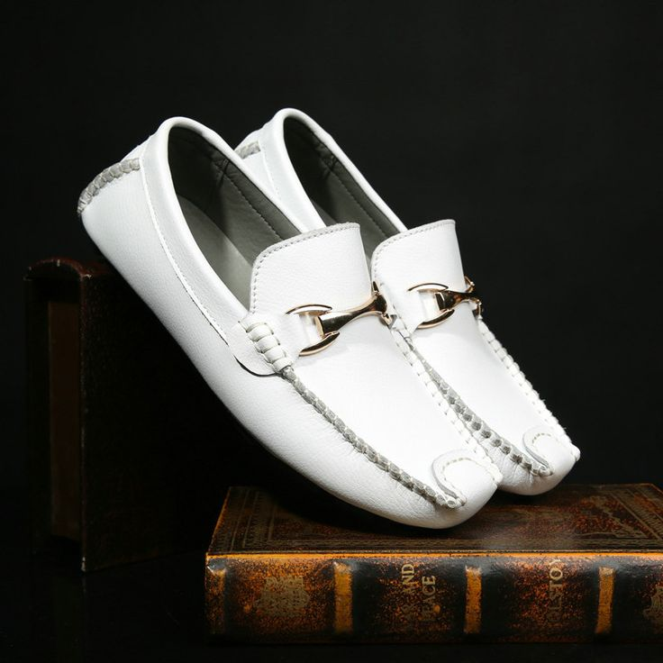 Find More Loafers Information about New Italian Style Velvet Shoes Men White Loafers Real Leather Men's Driving Shoes Moccasin Penny Loafers Sapatos Size 38   44,High Quality Loafers from shoesmansway on Aliexpress.com