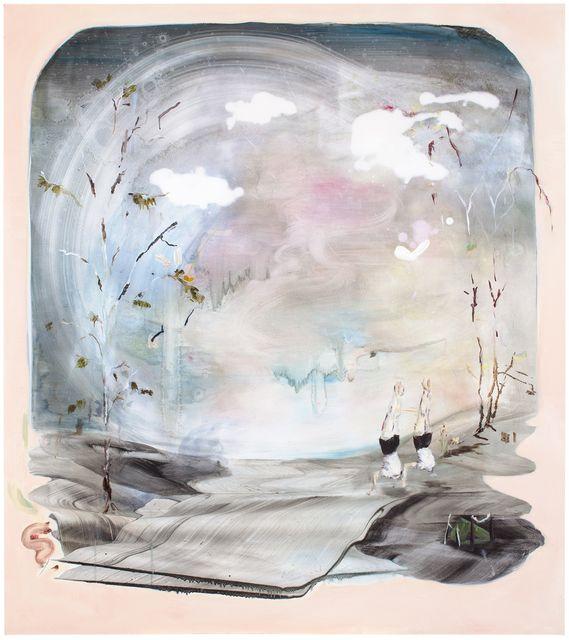 Anna Tuori, 'Occupying the Same Cage,' 2014