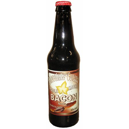NEW!! Chocolate Covered Bacon Soda