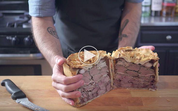 Sådan laver du sej mad fra Game of Thrones