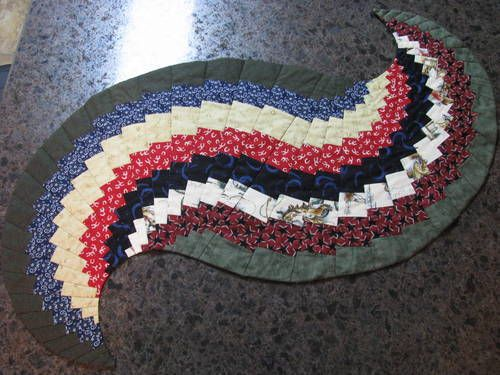 western Spiral  Table recipes, runner Spicy Yehaw! patterns  QUILTING Runner!   DIY,  tutorials  table