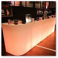 Retro-Illuminated Furniture